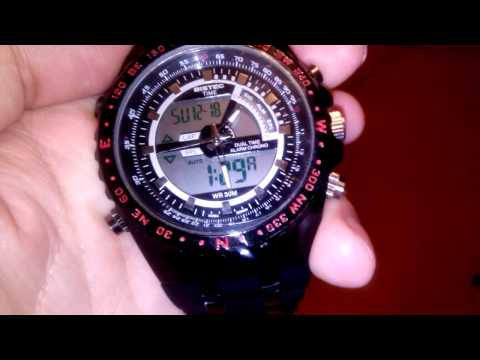 Bistec watch wr30m manual
