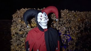 Spooky 'Spirits Of Scone' Halloween fright event in the grounds of Scone Palace, Scotland, 2018 thumbnail