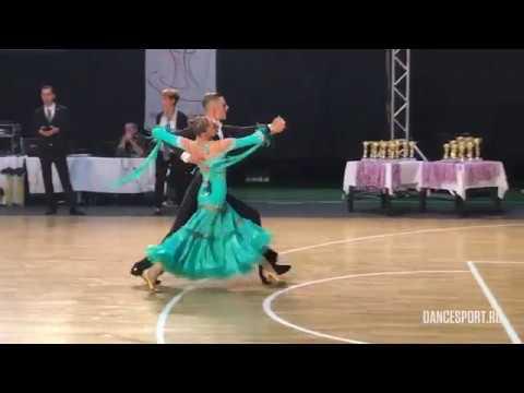 Jakov Bjelac - Magdalena Vidas, CRO, Final Tango