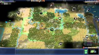 Civ 4 Deity 43 ( Saladin ), part 1 of 8