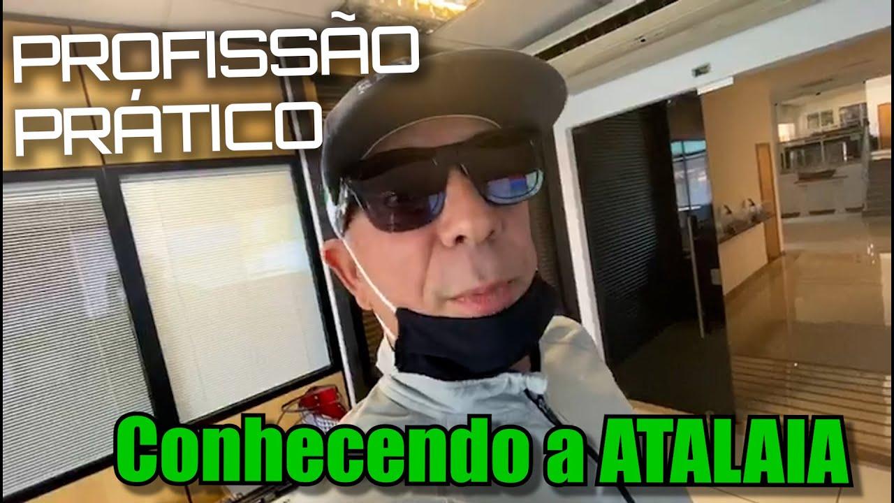 Download MANOBRA atracação de Navio com 300 metros Porto de Santos