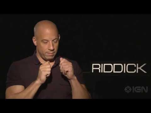 Riddick - Vin Diesel and Katee Sackhoff Interview