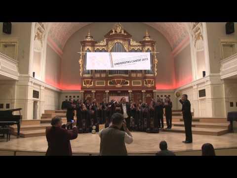 Choir of University of Guayaquil, Ecaudor - UNIVERSITAS CANTAT 2015