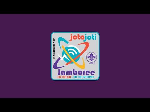 Digital Scout Camp Fire (JOTA~JOTI - 2019)