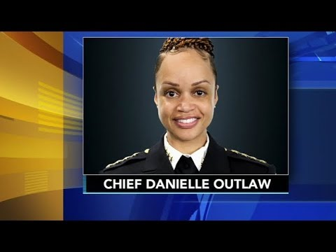 Frankie Darcell - History Made: Philly Appoints First Black Woman As Top Cop