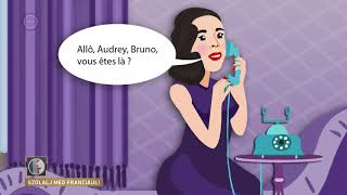 Szólalj meg! – franciául, 2017. október 30.