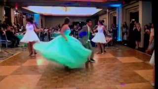 Karina's Sweet 16 Entrance/Waltz