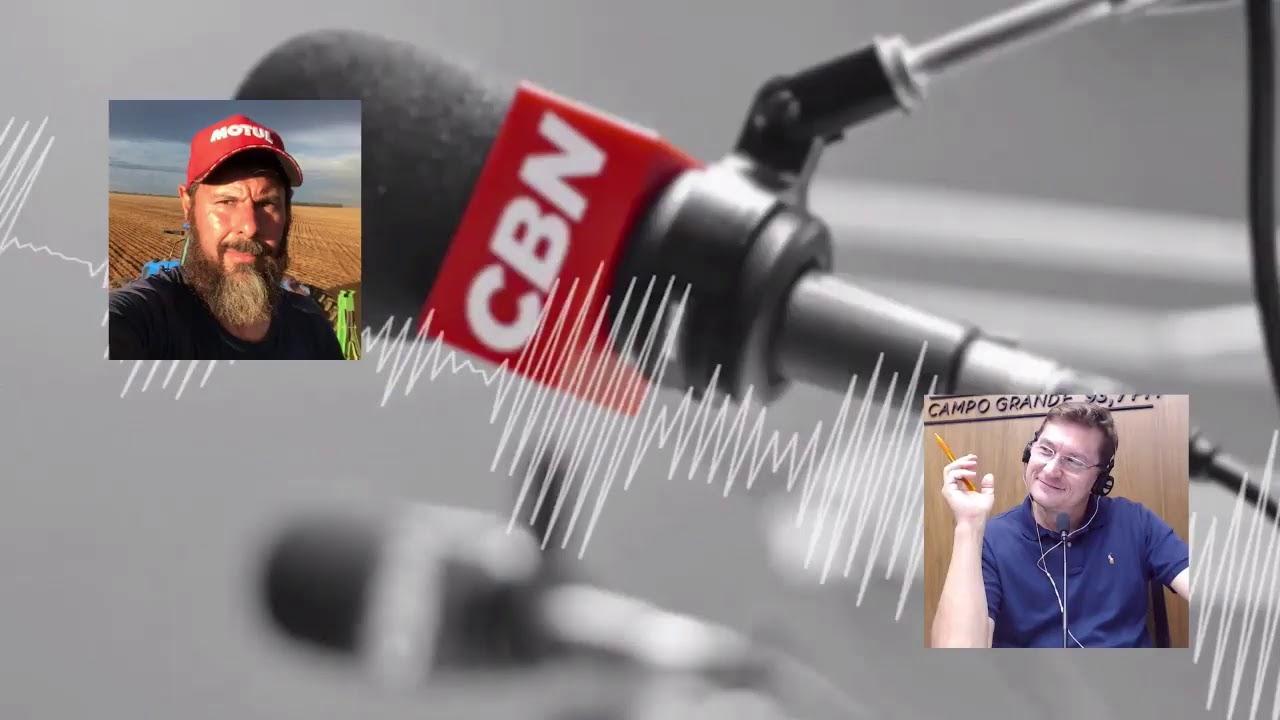 Programa CBN Agro (13/02/2021): com Éder Campos
