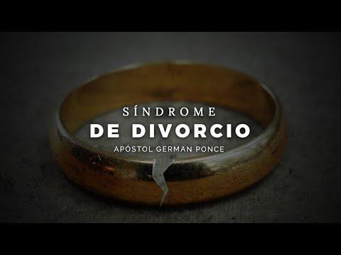 Apóstol German Ponce │Síndrome de Divorcio │viernes 22 noviembre 2019