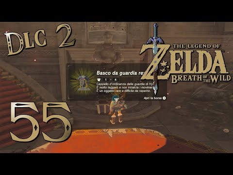 The Legend of Zelda: Breath of the Wild ITA [Parte 55 - Equipaggiamento Finale]