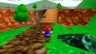 Super Mario 64 - Star Guide #3 - Shoot to the Island in the Sky