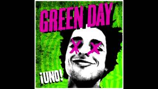 Green Day - ¡Uno! - 04 - Let Yourself Go (Lyrics)