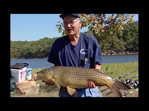 Carp Fishing 101 - Hominy Lake, Oklahoma