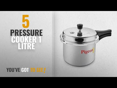 Top 10 Pressure Cooker 1 Litre [2018]: Pigeon By Stovekraft Favourite Induction Base Aluminium