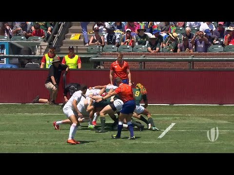Highlights: New Zealand win big in San Francisco