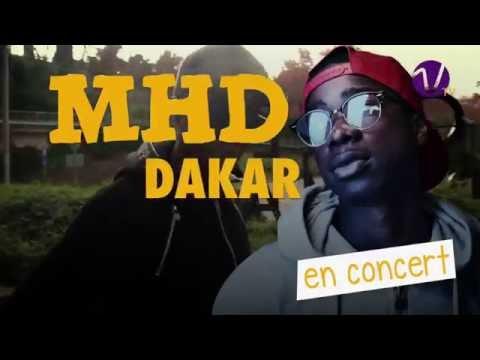 MHD à Dakar avec Vibe Radio !