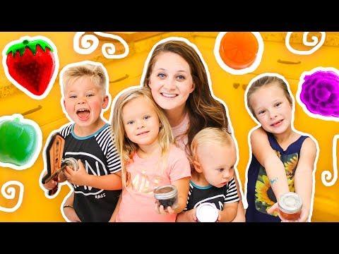 Download Youtube: EASY KID-FRIENDLY DIY FRUIT SNACKS!