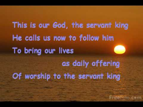 Graham Kendrick The Servant King