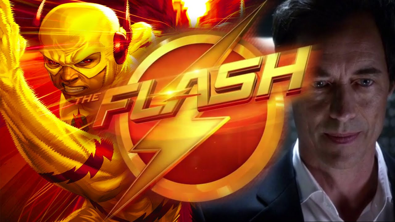 CW 39 S The Flash Dr Wells IS 39 Reverse Flash 39 THEORY