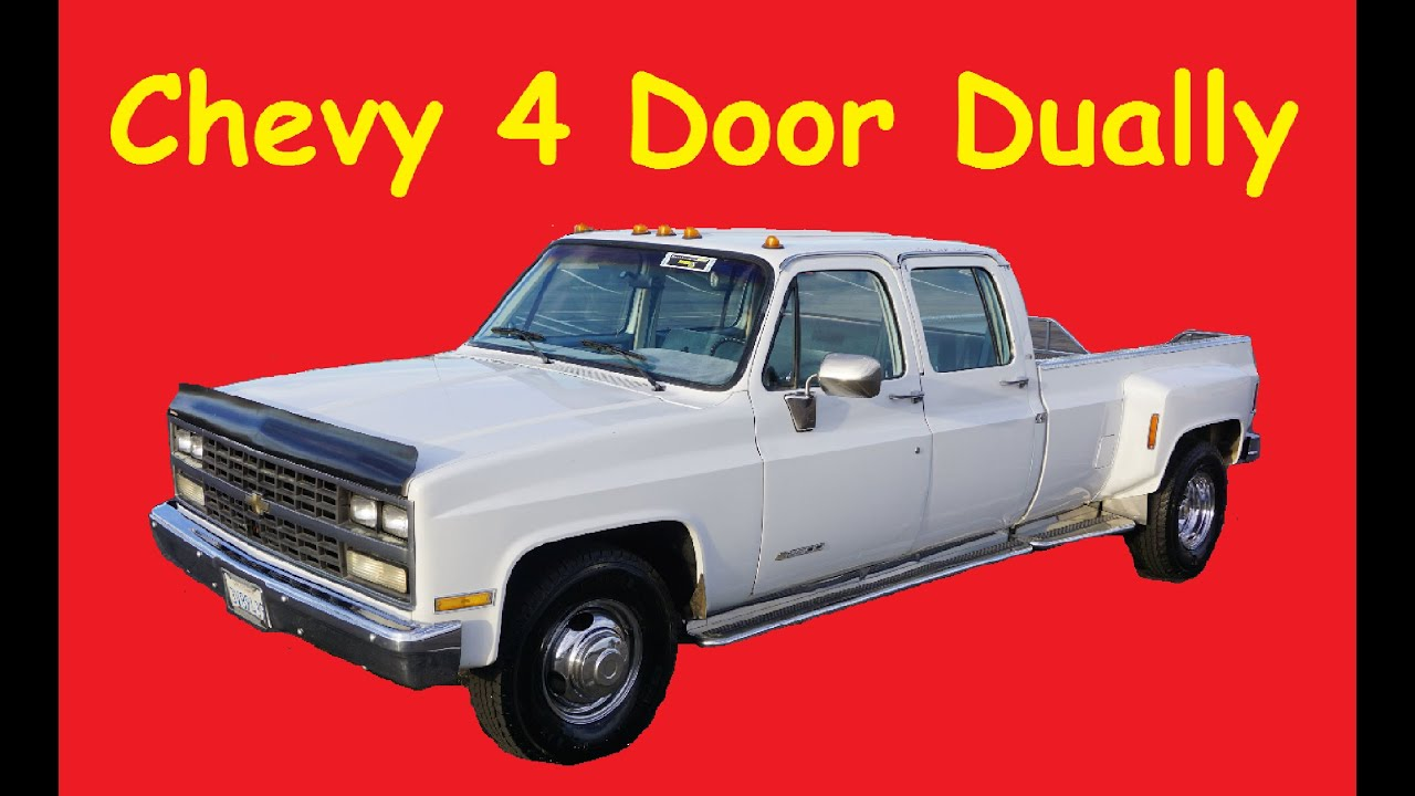 chevy ck 1 ton crew cab dually c3500 silverado interior