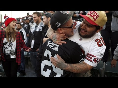 WHY THIS 49ERS FAN FEELS BAD FOR OAKLAND RAIDER FANS