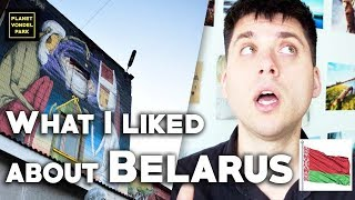 Minsk Trip: Five Things I Liked About Belarus