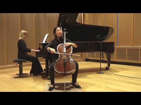 "Christine J. Lee  - Popper Virtuosic Project ""Elfentanz"" (Dance Of The Elves)"