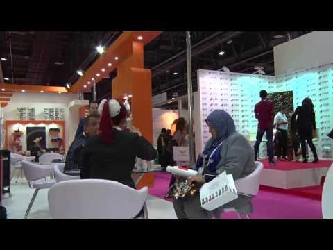 Al Basel Cosmetics Beauty World 2015