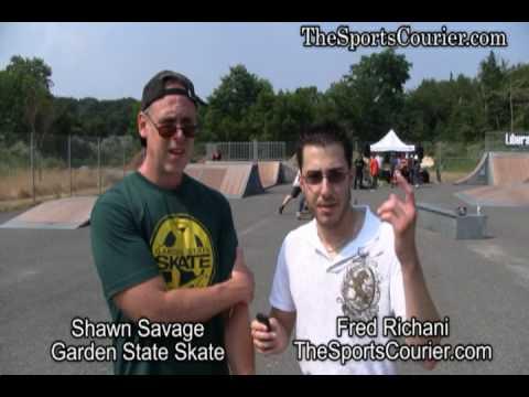 Shawn Savage - Garden State Skate Magazine