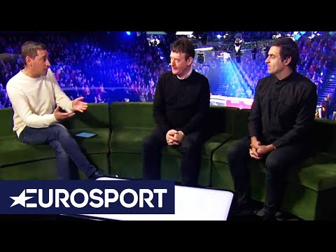 The Masters 2020: Ronnie O'Sullivan And Jimmy White Analysis | Snooker | Eurosport