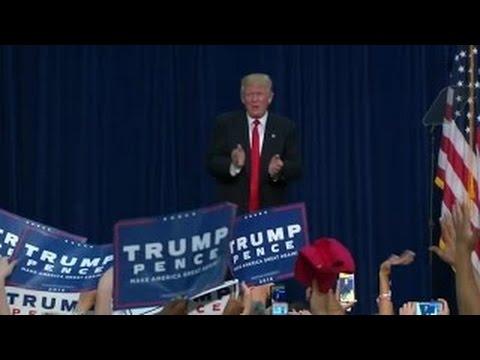 Full Event: Donald Trump Rally in Asheville, North Carolina (9/12/2016) Trump Live Speech