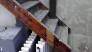 РЕМОНТ ЛЕСТНИЦЫ.  Стоит ли делать ремонт лестницы? Лестница на титеве.
