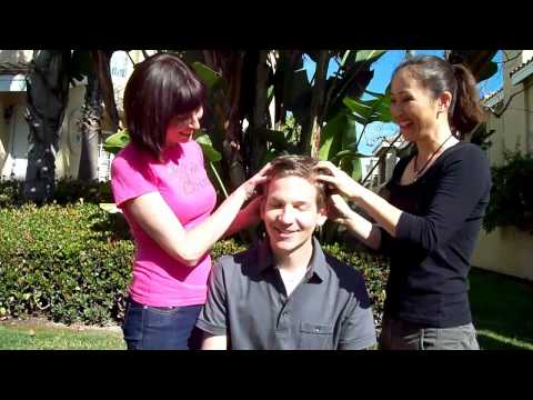 How To Massage Your Partner's Head - Massage Monday #15