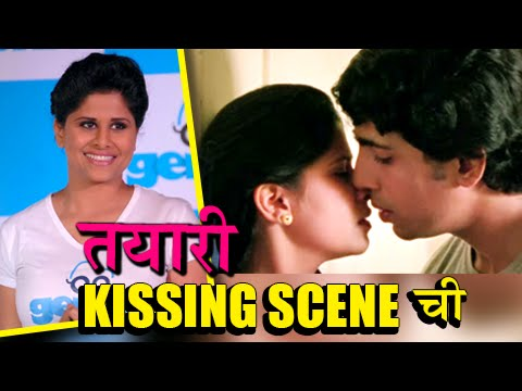 Sai Tamhankar Reacts On BOLD & KISSING SCENES On Screen | Marathi Entertainment