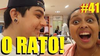 VDC #41 - UM RATO NO SHOPPING!!!