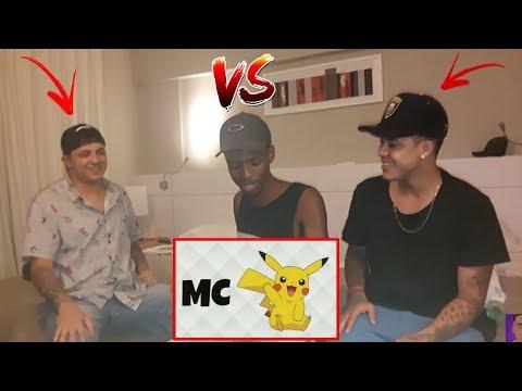 🔴 QUAL MC PELO DESENHO Feat MCs Jhowzinho e Kadinho