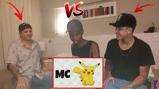 Baixar 🔴 QUAL MC PELO DESENHO Feat. MC's Jhowzinho e Kadinho