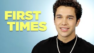 Austin Mahone Talks About His Firsts Video