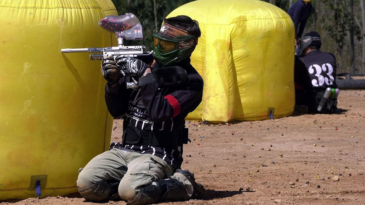 an introduction to paintballs A brief introduction since its introduction in the year 1980s, paintball has become a worldwide phenomenon most paintball guns shoot a 68 caliber paint pellet the pellet is a thin plastic shell filled with water soluble paint guns shoot the pellets at a speed of 200 to 300 feet per second (fps.