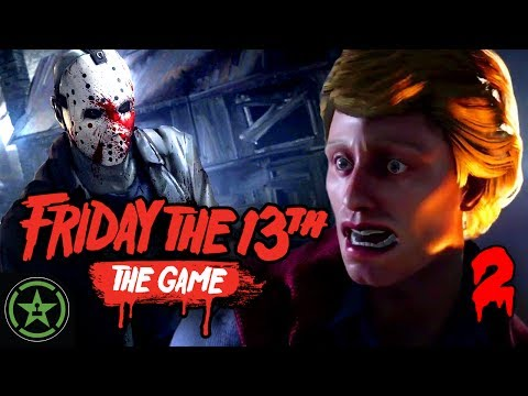 Let's Play - Friday the 13th: Pleasing Momma Voorhees (#2)