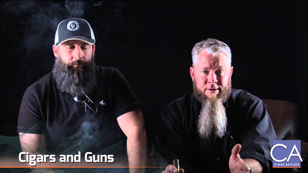 43d642996bd5f Ezra Zion Cigars on  Guns and Cigars - YouTube