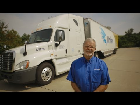 David Cambell, 2015 United Van Lines Logistics Van Operator of the Year