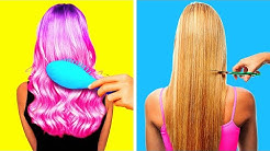 28 INCREDIBLE HACKS FOR YOUR HAIR