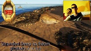 Stranded Deep island survival #12 - Ubili smo 2 ajkule