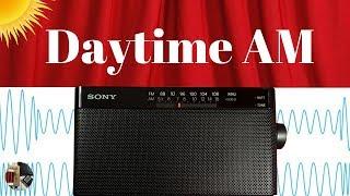 Sony ICF-306 Portable   Daytime AM
