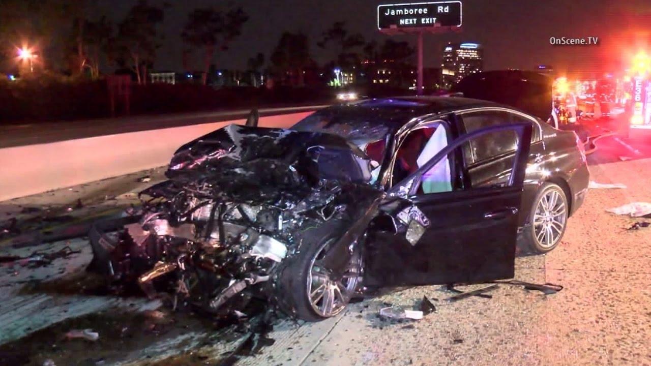 wolrd s craziest car crash ever youtube