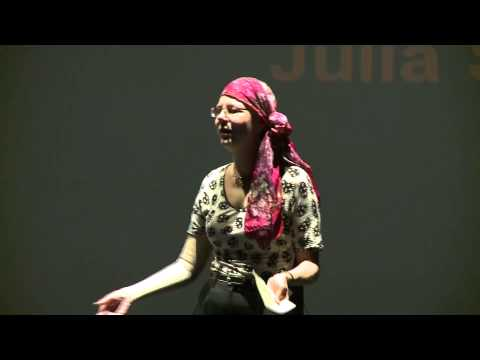 What is Inspiration?: Julia Selinger at TEDxPSUAD