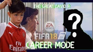 £200,000,000 ARSENAL SPENT!!! FIFA 18 Career Mode Ep 1 The Great David R Edit