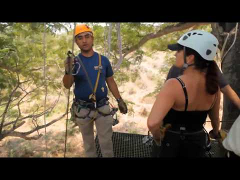Zipline Mexico ✈Travel Guide