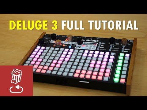 DELUGE 3: Full tutorial and workflow walkthrough
